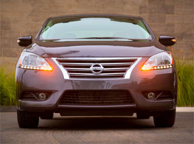 Safety: 2013 Nissan Sentra